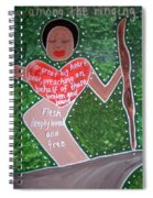 Baby Suggs Spiral Notebook