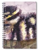 Baby Whister Spiral Notebook