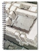 Babylonian Temple Spiral Notebook
