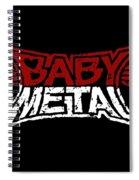 Babymetal Spiral Notebook