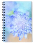 Baby's Breath Spiral Notebook