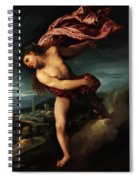 Bacchus 1524 Spiral Notebook