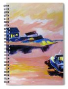 Back Bay Spiral Notebook