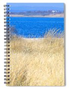 Back Bay I I  Spiral Notebook