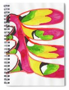 Back Bone Spiral Notebook