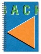 Back Button Spiral Notebook