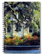 Back Door Justice Spiral Notebook