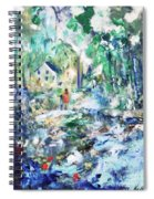 Back Home Spiral Notebook