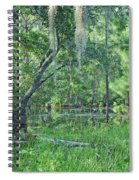 Back In Time In Florida Spiral Notebook