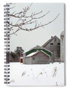 Back Road Find Spiral Notebook