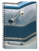 Back Seat Spiral Notebook