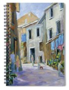 Back Street Spiral Notebook
