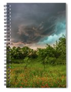 Back To Life - Spring Returns To Western Texas Spiral Notebook