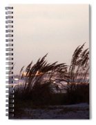 Back To The Shores Spiral Notebook