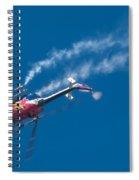 Backflip Spiral Notebook