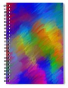 Background No.14.0 Spiral Notebook