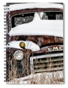 Backlot Treasure Spiral Notebook