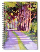 Backroad Canopy Spiral Notebook