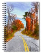 Backroads Vermont Spiral Notebook
