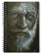 Backstory Spiral Notebook