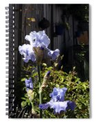 Backyard 1 Spiral Notebook