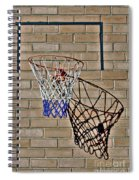 Backyard Basketball Spiral Notebook