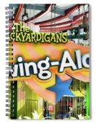 Backyardigans Swing-a-long Spiral Notebook