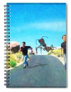 Bad Day For A Nature Hike Spiral Notebook