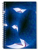 Bad Habits Spiral Notebook