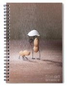Bad Weather 02 Spiral Notebook