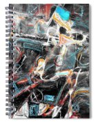 Badlands 2 Spiral Notebook