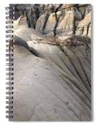 Badlands Drumheller Alberta Canada 7 Spiral Notebook