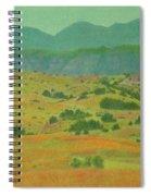 Badlands Grandeur Spiral Notebook