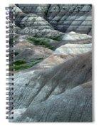 Badlands National Park South Dakota 2 Spiral Notebook
