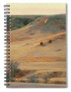 Badlands Prairie Reverie Spiral Notebook