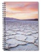 Badwater Spiral Notebook