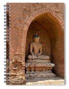Bagan, Burma Spiral Notebook