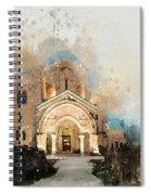 Bagrati Cathedral Spiral Notebook