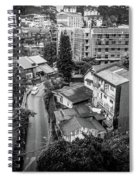 Baguio City On High Spiral Notebook