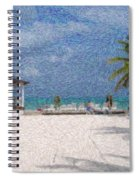 Bahamas Spiral Notebook