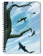 Bait Spiral Notebook