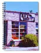 Bait Shop Spiral Notebook