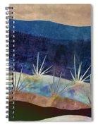 Baja Landscape Number 2 Spiral Notebook