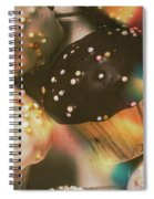 Bakers Cupcake Delight Spiral Notebook