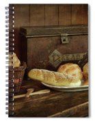 Baking Day - Bread Spiral Notebook