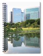 Balance In Tokyo Spiral Notebook