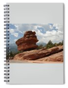 Balance Rock Spiral Notebook