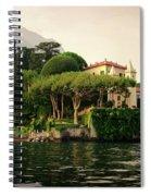 Balbianello Spiral Notebook