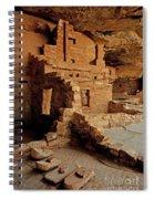Balcony House, Mesa Verde Np, Co Spiral Notebook