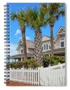 Bald Head Island Perfect Day Spiral Notebook